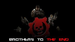 Gears Of War 3 by CitizenXCreation