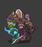 DoTA Allstars: Abaddon by hangemhigh13