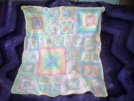 Baby babette blanket by Nanettew9
