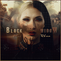 +Black Widow (Color Version) by Past-Ephemeral