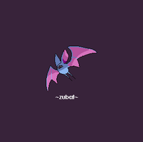 Zubat 041 by juenavei