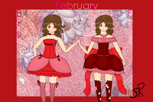 February by Notebook-Queen