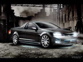 Holden HSV by prexi
