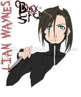 .:BLACK SAGA:.-Lian Waynes Concept by SweetheartedSadist