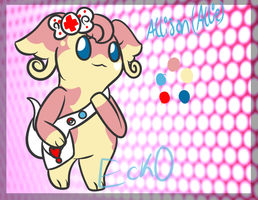 .:allie ref 2016:. by Eck0leinxSc0ut
