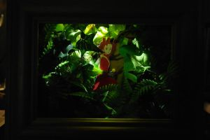 the borrowers arriety light box by RichardNewlands