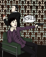 Im BORED by TheDreamfail
