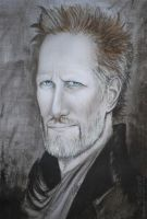 Christopher Heyerdahl by GvonR