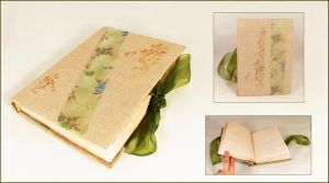 Elvish notebook by Katlinegrey