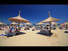 The other side of Vama Veche by vxside