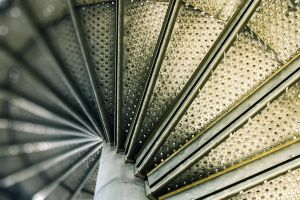 Spiral Stairs by LaChRiZ