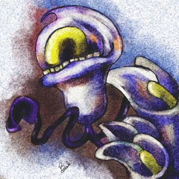 Callalily Monster2 by belthazr