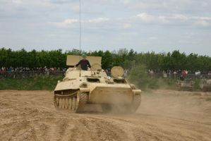 playing with tanks 21 DUXFORD by Sceptre63