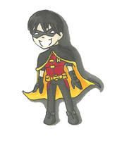 The Boy Wonder by Mintsikka