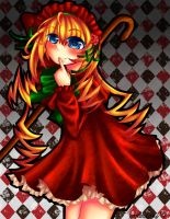 Shinku by lovebunnyXdeathkitty