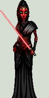 Darth Maladi by iSk8er95