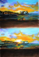Grand Pier by tomhegedus