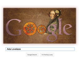 Google Lovelace by TeddyIchneumon