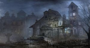 Old House 29112013 by Gain1030