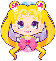 c~mjeriksen~sailor moon by Miss-Glitter