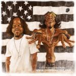 Outkast by Stephen Lorenzo Walkes by lorenzowalkes