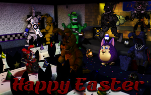 Happy Easter by luizcrafted
