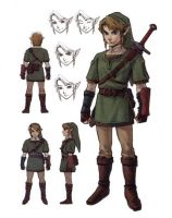 Link Twilight Princess Concept by rocktaunt63