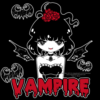 Vampire [Rose] by ningyohime07