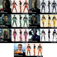 power rangers operation overdrive season 15 by gera27 on