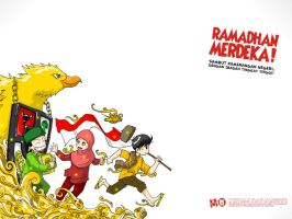 Ramadhan Merdeka by 554generation
