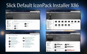 Slick iconPack Def Inst X86 by Mr-Ragnarok