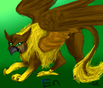En the Griffin--Request by fluffpuffgerbil