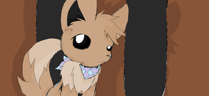 Eevee by SirSaltiness