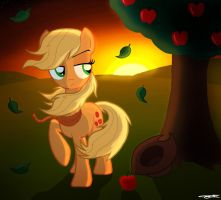 Cowgirl in the Sunlight by WillisNinety-Six
