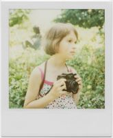 The Holga Girl by equivoque