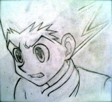 Gon by gguitarart