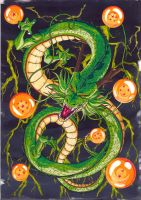 Shenron, the Ultimate!!!! by Zackary