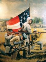 'The Stars and Bars' by Trexlerhistoricalart