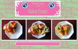 Cutesy Crepes by Octopop-n-Aicing