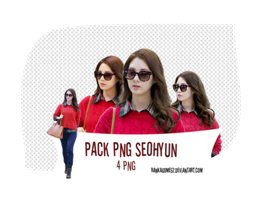 PACK PNG SEOHYUN by rankagome52