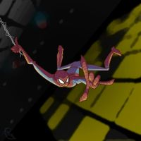 The Amazing Spider-Man by Rootay