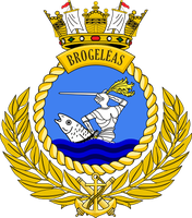Ships Badge - Brogeleas by Antrodemus