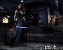 Kilandra- Wet Work by DesignsByEve