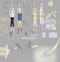 SMOCT 3 Reference Sheet - Sailor Grimm by Euri-EuropaNoSenshi