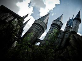 Welcome to Hogwarts by kitsunesqueak
