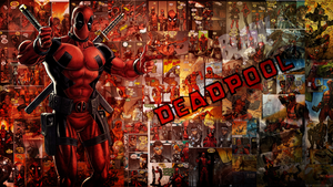 Wall' for a Friend - Deadpool (V2) - Name included by rymae