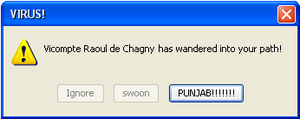 De Chagny Error by chip93