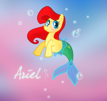 Ariel Pony by Nippy13