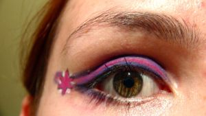 Twilight Sparkle Makeup by eskimogeorge