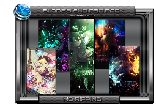 10k special Psd pack by Aura-Blade4